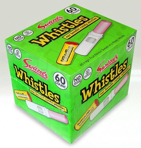SW72 SWIZZELS CANDY WHISTLES